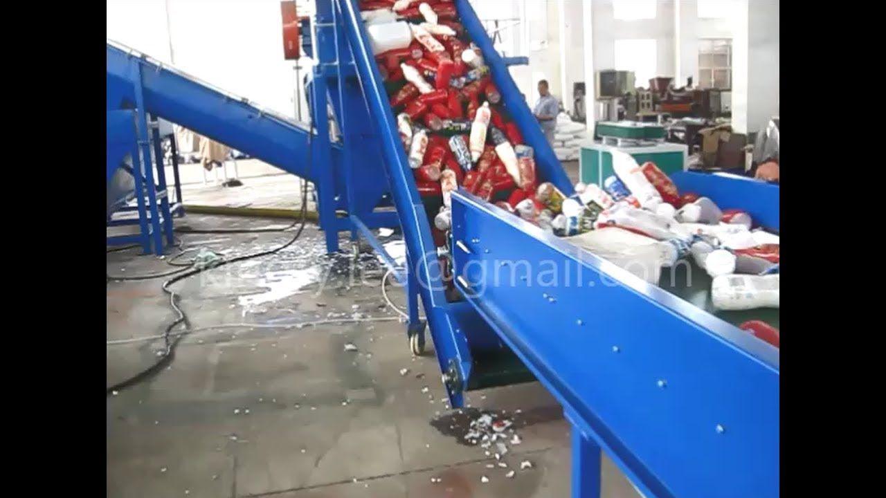 HDPE plastic bottle, basin, bucket plastic washing recycling