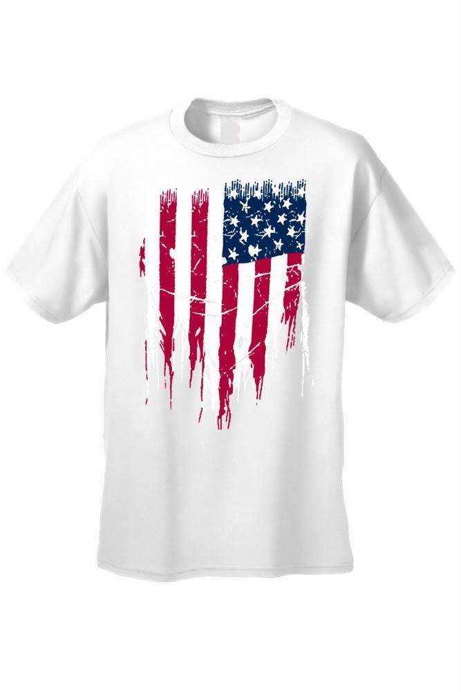 Overstock Com Online Shopping Bedding Furniture Electronics Jewelry Clothing More In 2020 T Shirt Painting American Flag Tshirt Usa Flag