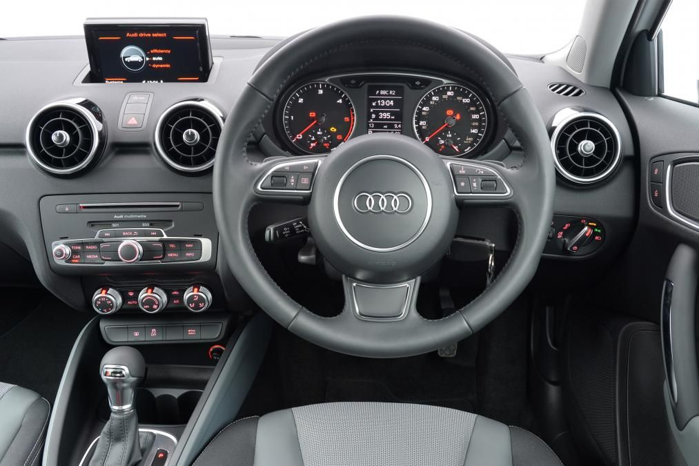 New Audi A1 2015 Interior Audi A1 Hatchback Audi
