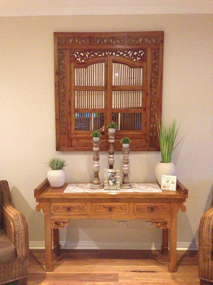 Balinese Style Interior: Balinese Style. Interior Designer Melisa Dixon