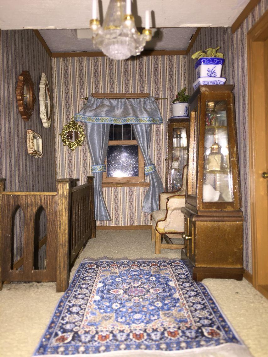 Beacon Hill Dollhouse Miniature 3rd Floor Hallway With Images
