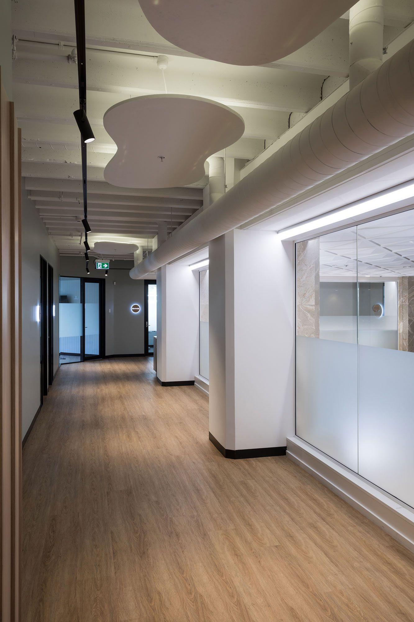 Autex Interior Acoustics - Horizon - Lumino the Dentists
