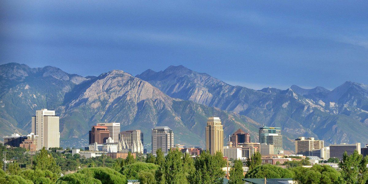 1. Salt Lake City, Utah Salt lake city utah, Salt lake