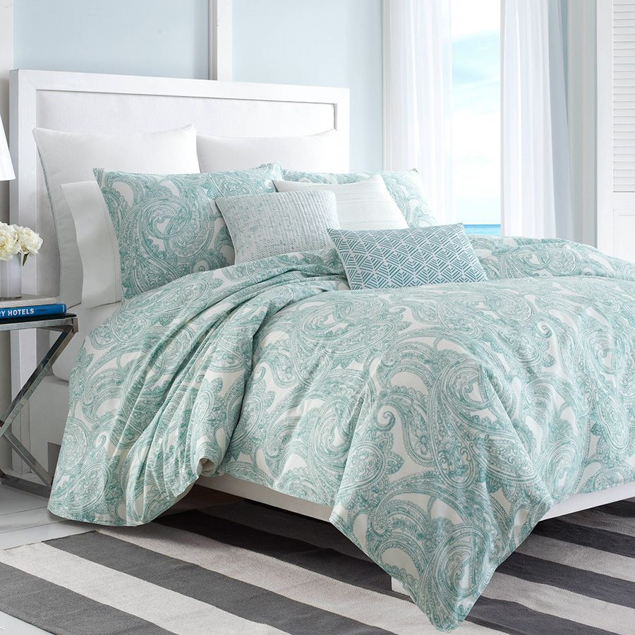 Nautica Long Bay Comforter Set Nautica Bedding