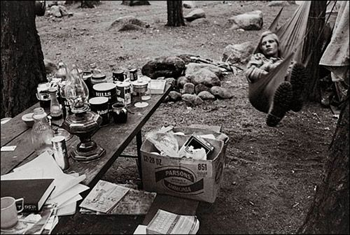 Glen Denny Photography - Yosemite in the 60s, Photographs of Climbing and Camp 4