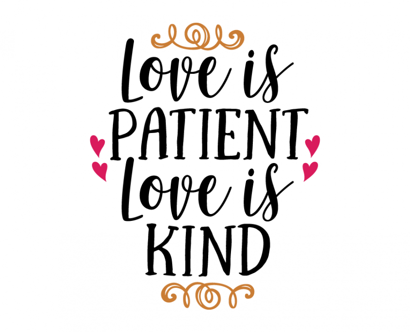 Download Pin on Cricut files: phrases/quotes: love