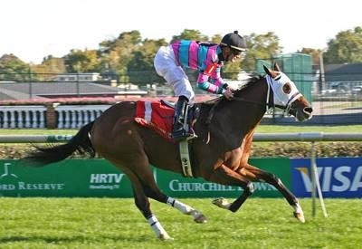 Today in Horse Racing History – July 31, 2010: Chamberlain