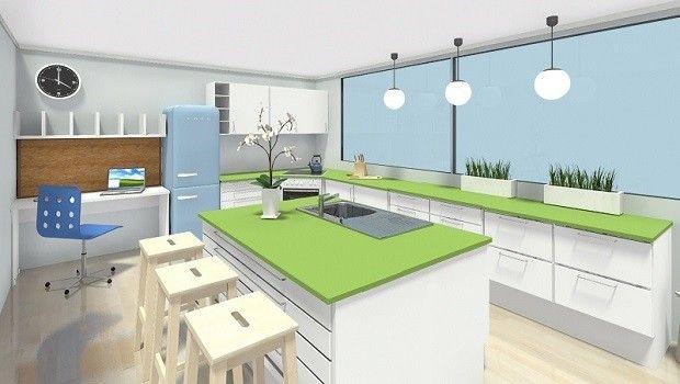 Plan Your Kitchen With Roomsketcher Kitchen Layout Kitchen Layout Plans Interior Design Kitchen Small Plan your kitchen with roomsketcher