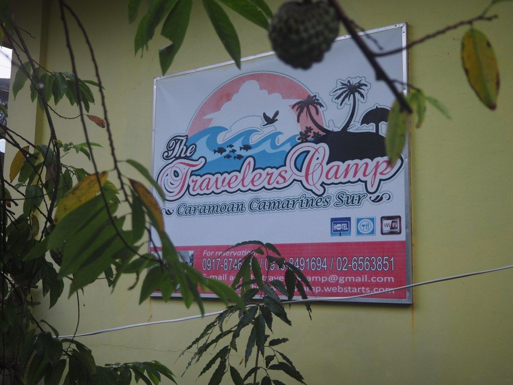 Travelers Camp Where To Stay in Caramoan With Island