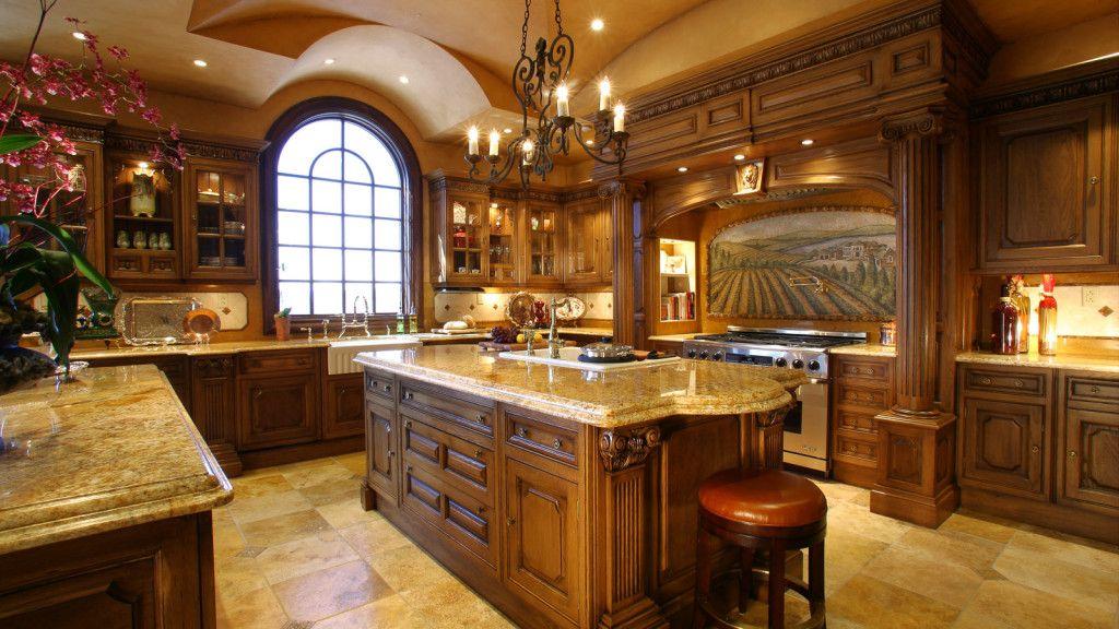 wwwbebarang/beautiful-and-luxurious-kitchen-design-by