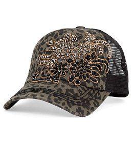 Olive & Pique Bling Trucker Hat
