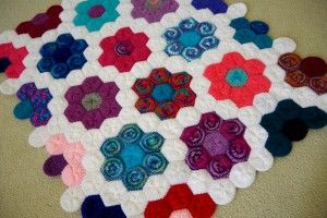 Finished March Afghan - 12 Afghans In 12 Months Challenge -  Yay For Yarn