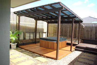 currigated roof pegola | Pergola with Corrugated Roof - Currigated Roof Pegola Pergola With Corrugated Roof N Tha