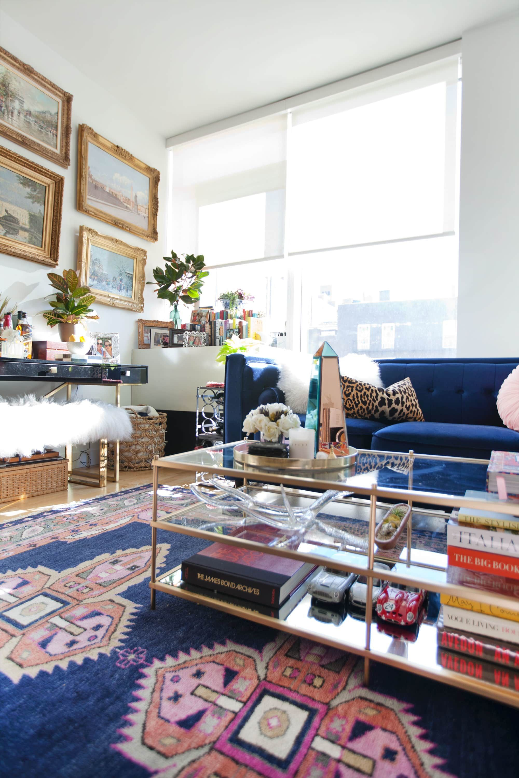 A Traditional New York Apartment Masters Eclectic