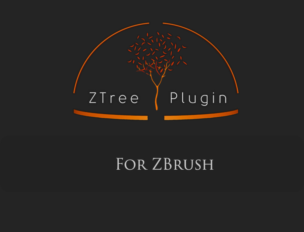 Artstation Ztree Zbrush Plugin Artworks