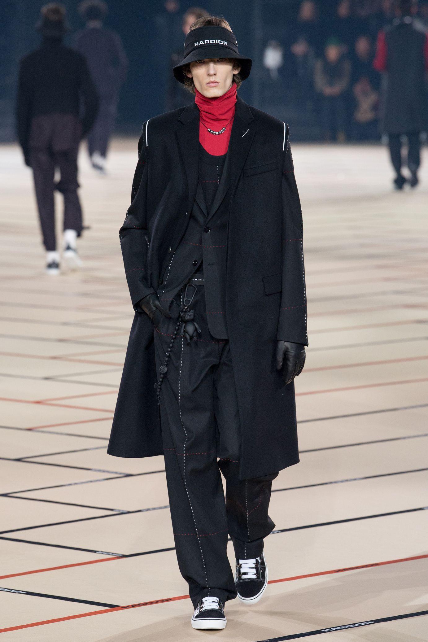 Dior Homme: menswear fall/winter 2017-2018