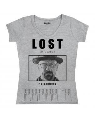 Lost Heisenberg