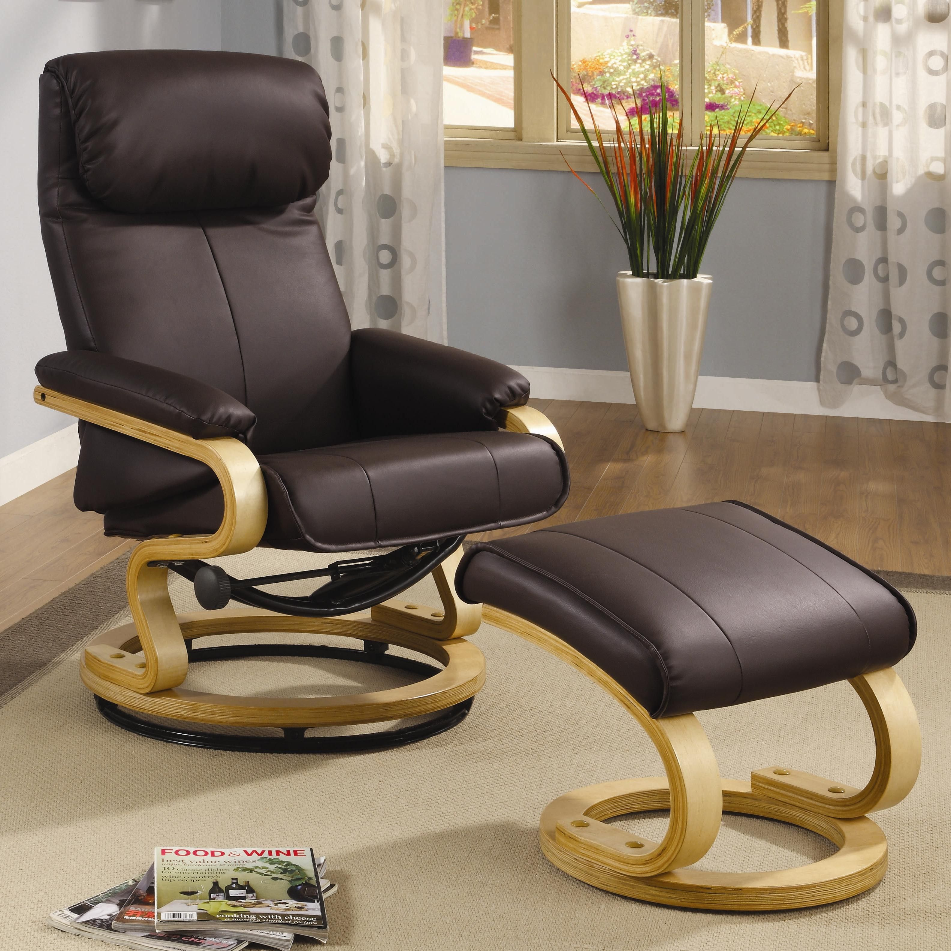 stylish designer recliner chairs