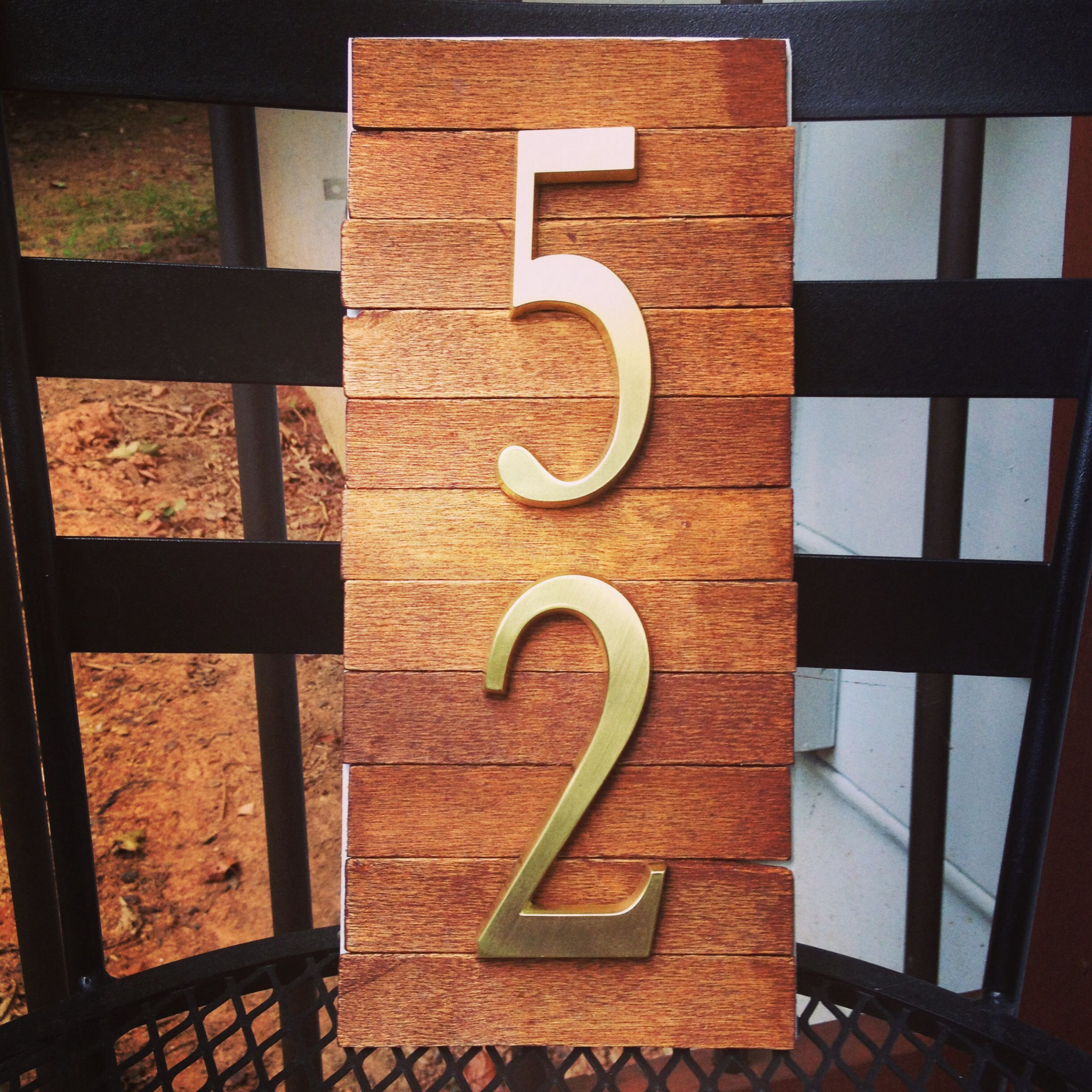 The 25 Best Home Address Signs Ideas On Pinterest House