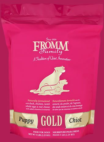 Fromm Gold Life Stage And Lifestyle Dry Recipes Fromm Family