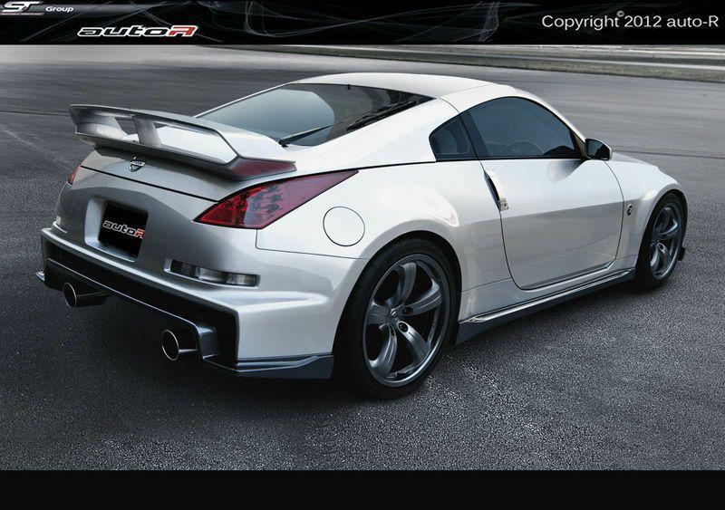 Nissan 350z Heckspoiler Rear Spoiler Trunk Spoiler Nismo Exoticcars 350z Heckspoiler Lamborghinigallardo Nis In 2020 Nissan 350z 4 Door Sports Cars Nissan
