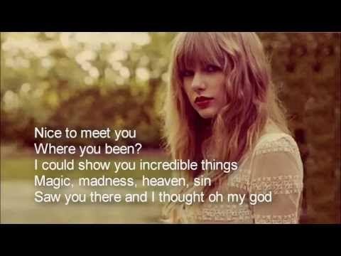Taylor Swift Blank Space Lyrics Download Mp4 Blank Space Lyrics