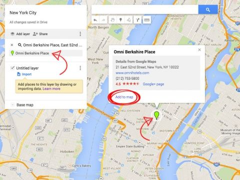 How to Create a Custom Travel Map with Google Maps {New Google My Maps Tutorial}   Kevin & Amanda