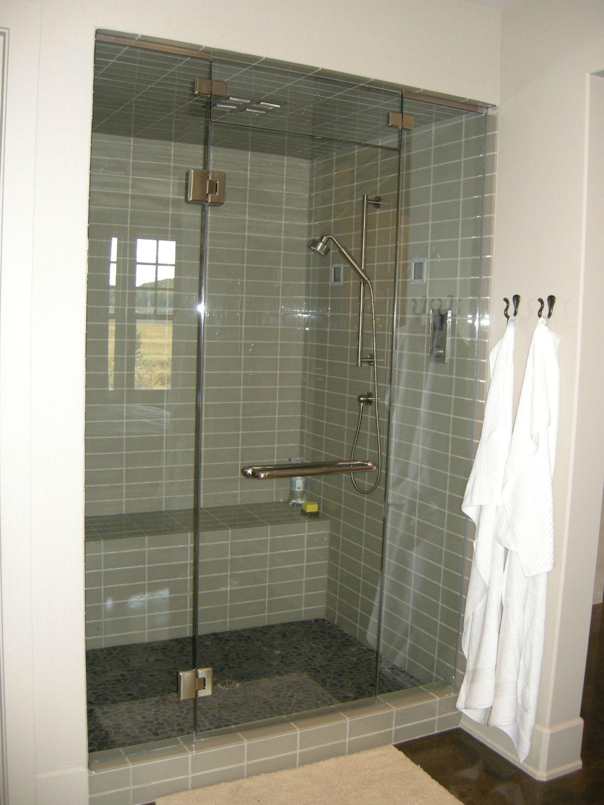 Interesting Shower Stall Kits For Bathroom Decor Ideas: Wonderful ...