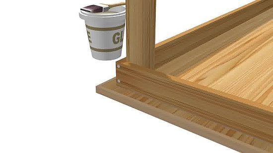 Como hacer mesa centro madera facil buscar con google - Como hacer una mesa de comedor ...