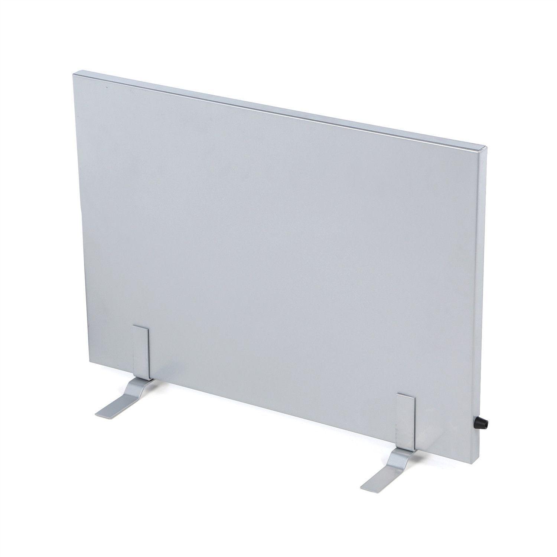 Warm feet 150 watt radiant heat flat panel electric space for Warm toes radiant heat