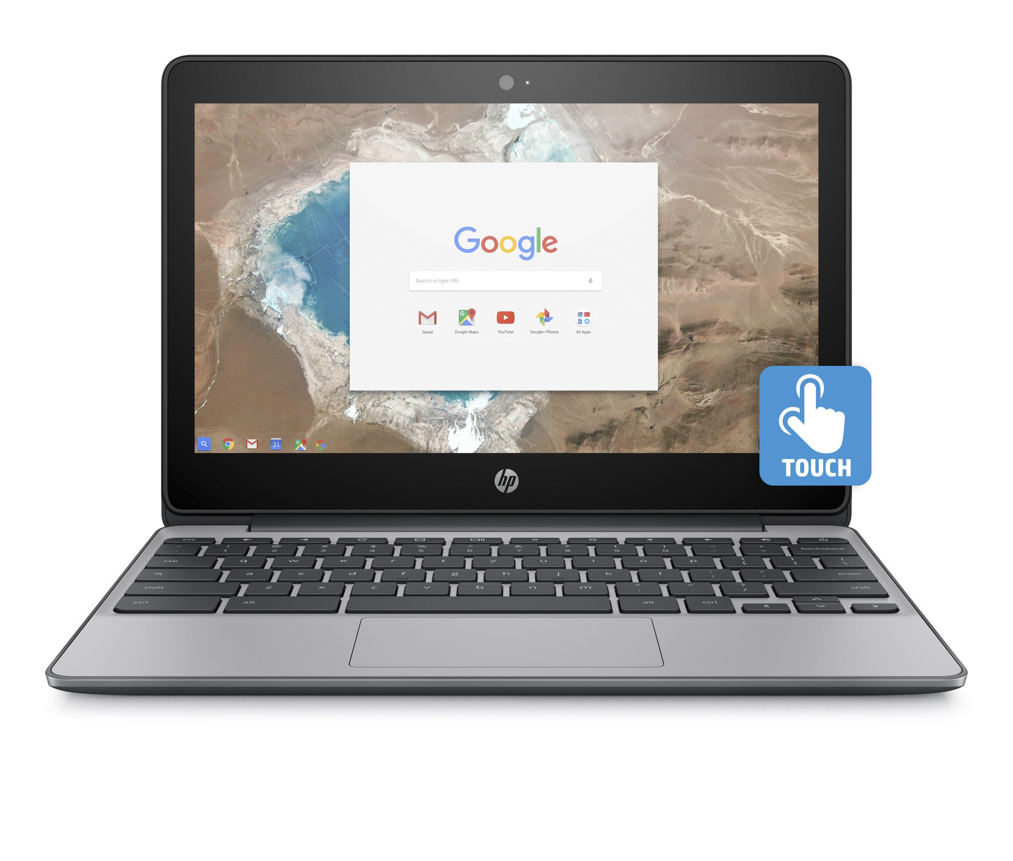 "HP 11.6"" Touch Chromebook N3060 4GB 16GB 169"