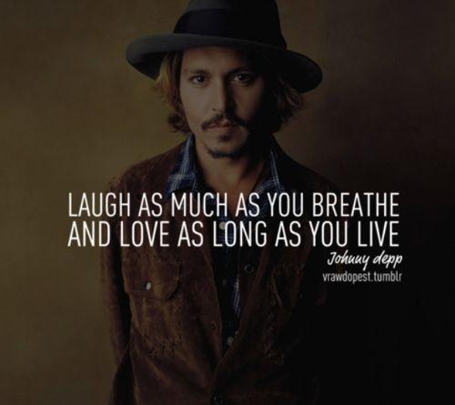 I love Johnny!