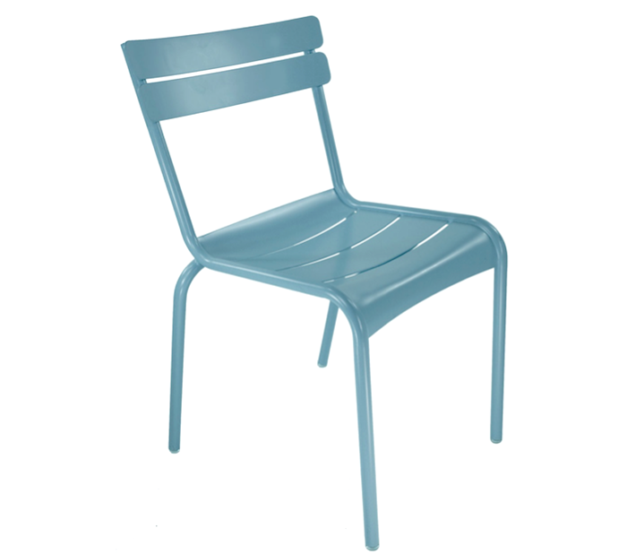 outdoor cafe chairs. Fermob Luxembourg Chair, Pastel Spring Colored Outdoor Cafe Chairs, Gardenista Chairs E