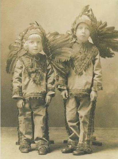 Vintage Halloween Costumes 1800u0027s