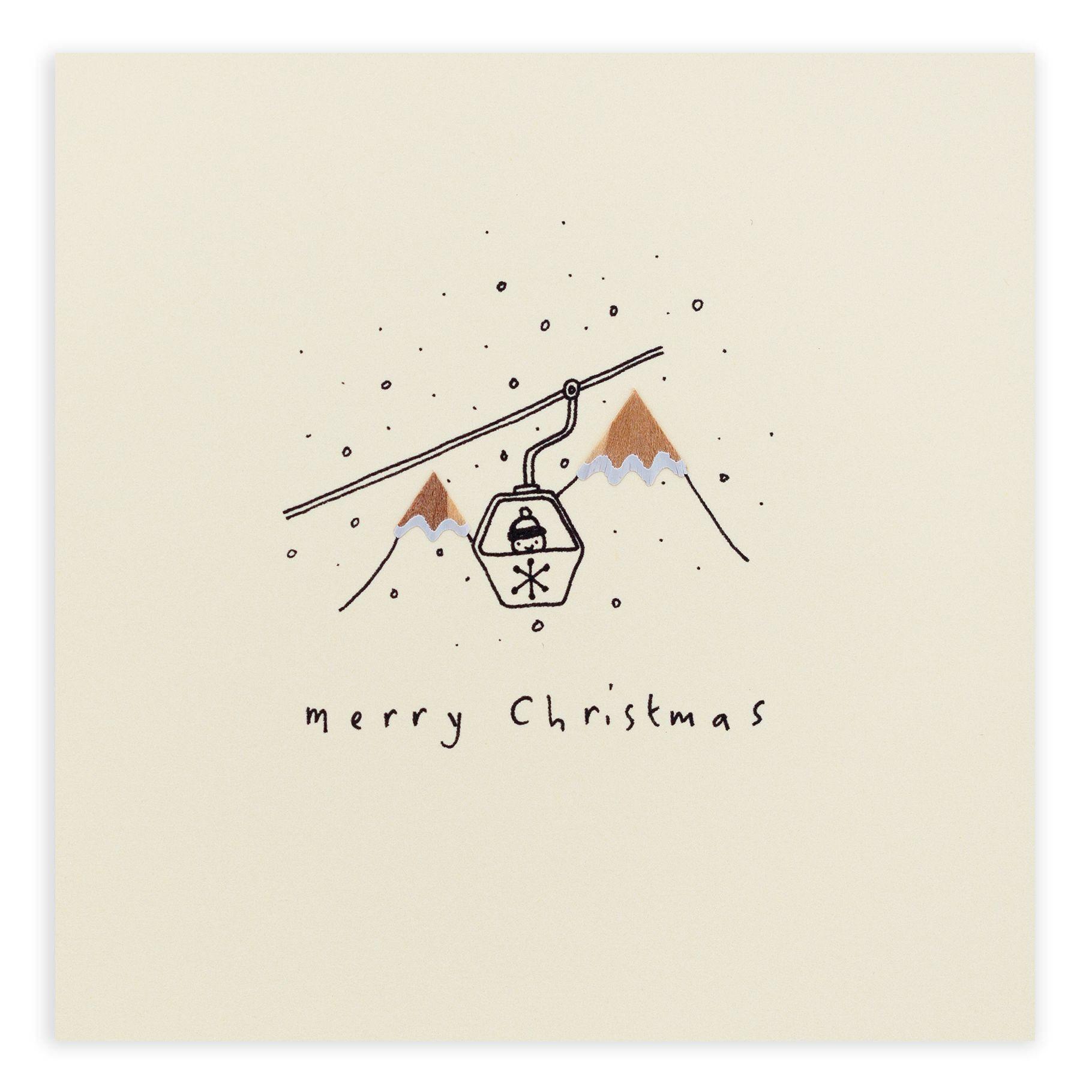 Christmas Cable Car | Ruth Jackson | Ruth Jackson