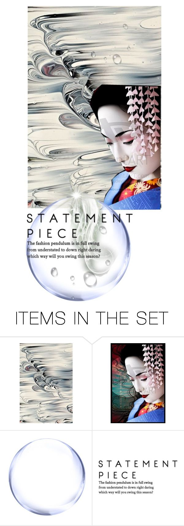 """""""Lucid states"""" by vkamtsiou ❤ liked on Polyvore featuring art"""