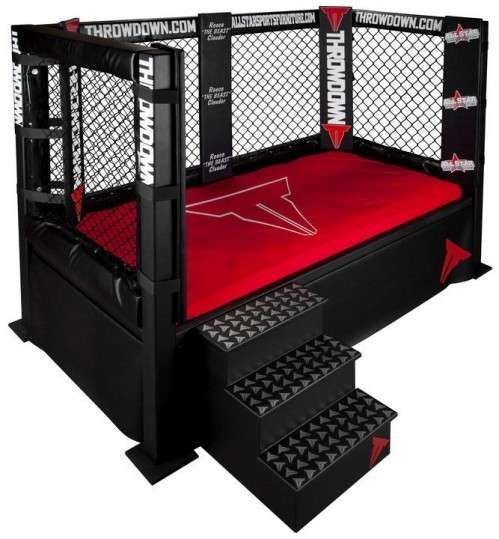 Best 25 wwe bedroom ideas on pinterest wwe arena - Awesome bunk beds for sale ...