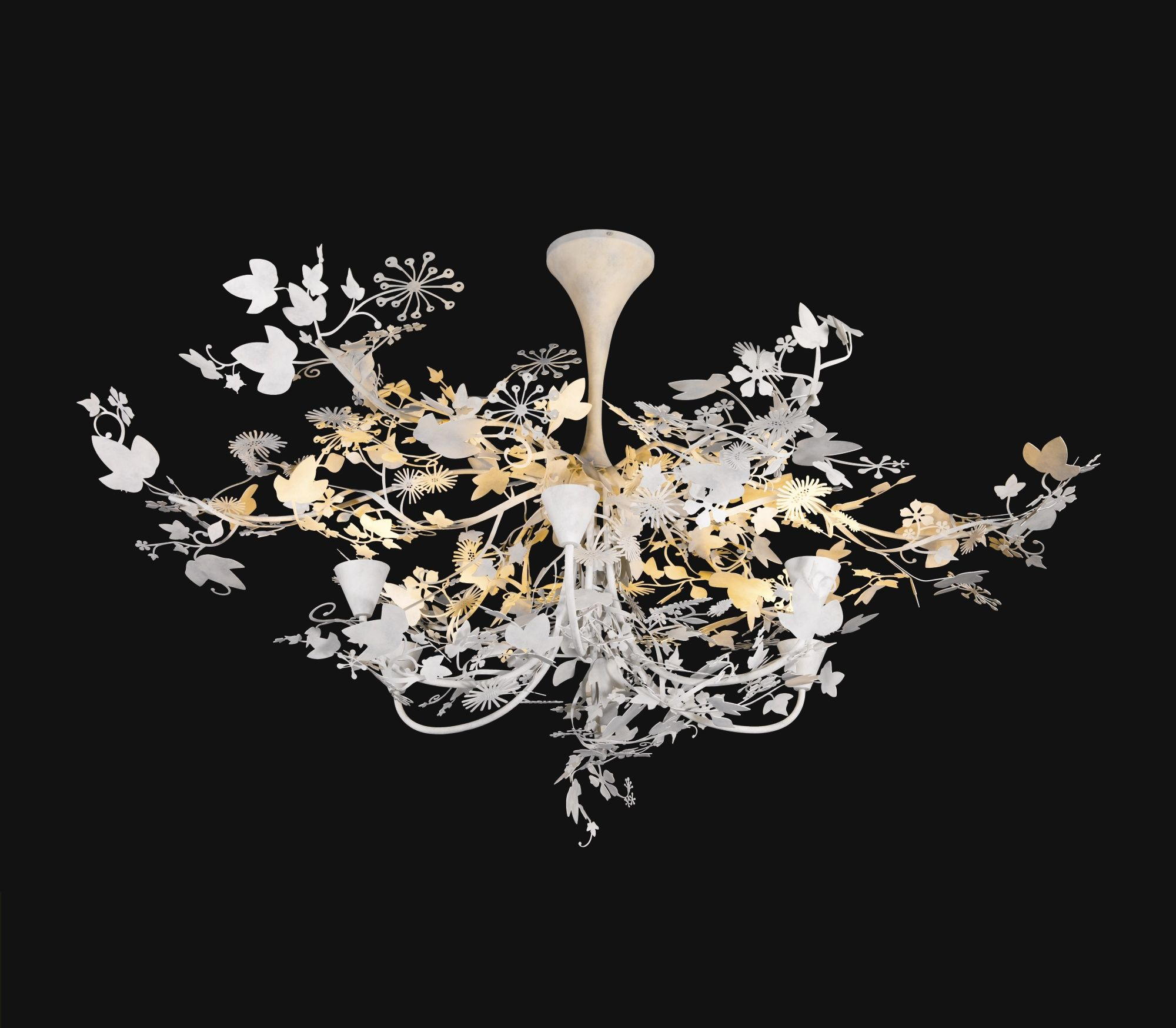 Tord Boontje 'IVY SHADOW' CHANDELIER, 2014