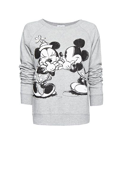 Disney Sweatshirt Damen Mango Deutschland Disney Sweatshirts Sweatshirts Clothes