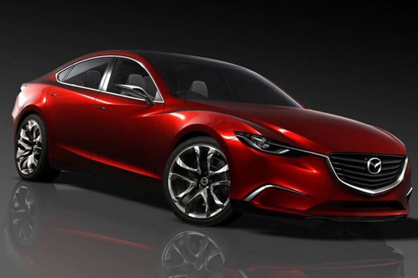 Will The Next Mazda 6 Will Go Rear Wheel Drive Thanks To A Partnership With Toyota Mazda Will Finally Make A Cool Sedan Mazda Mazda 6 Rear Wheel Drive