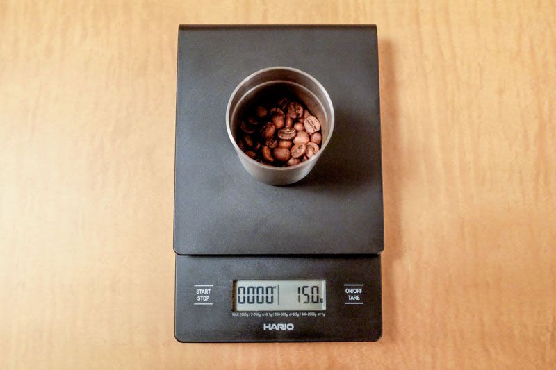 Should You Use a Coffee Scale for Coffee Brewing? | We Love Coffee Makers