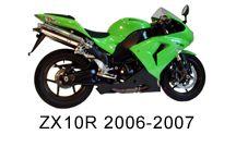 Kawasaki ZX10R 2006-2007 Fairing