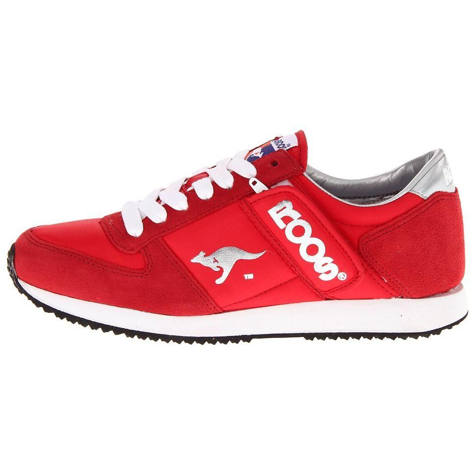 New KangaRoos Womens/Ladies Invader Basic Sneakers | EBay