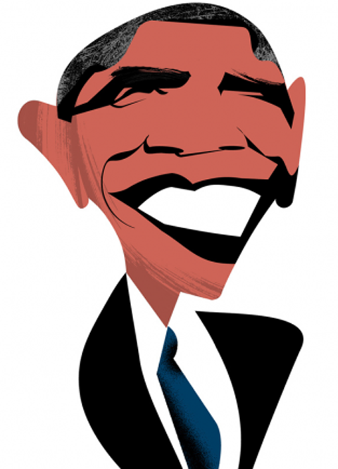 Photo By Sweet Station Obama Art Caricature Cool Cartoons