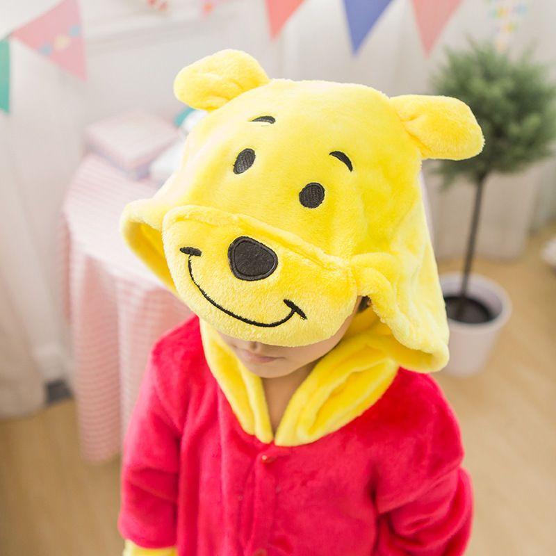 9405bc2db46b 2018 Kids Adults Animal Kigurumi Pajamas Cosplay Sleepwear Costumes ...
