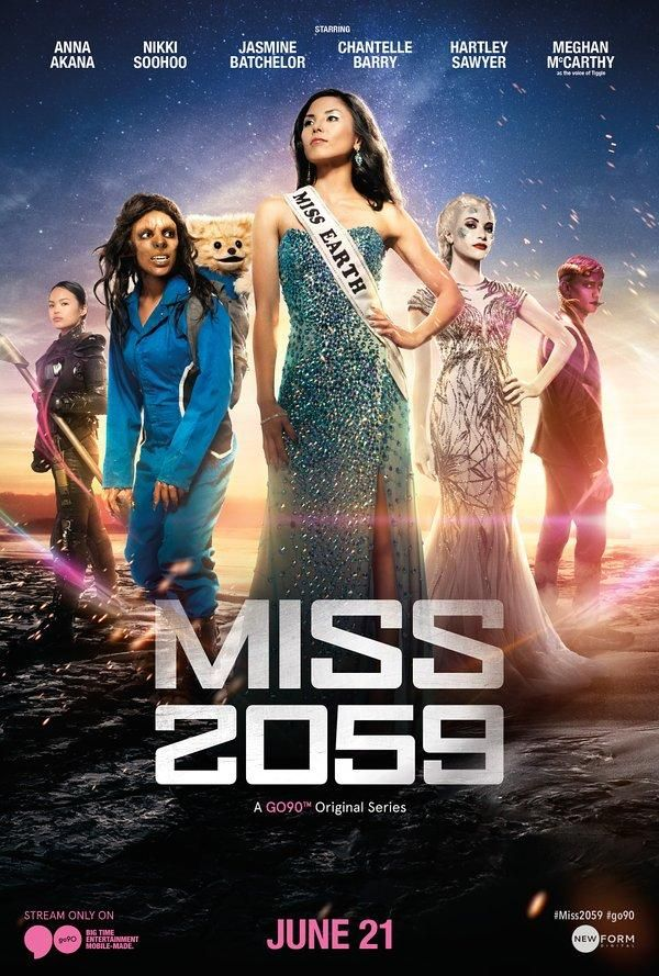tv shows 2016 comedy. miss 2059 (tv series 2016- ????) tv shows 2016 comedy