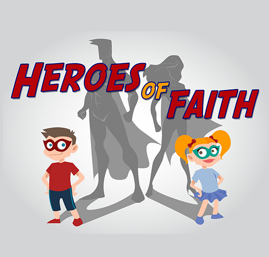 The 'Heroes of Faith' teaching series or free vbs is a great opportunity for children to discover how some of those people found in the bible are great bible heroes. It aims to inspire them to realize just how they can be a hero too; by trusting God and having faith in Him. This series …
