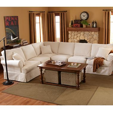 Linden Street 4 Pc Sectional Jcpenney 2 000 Sectional