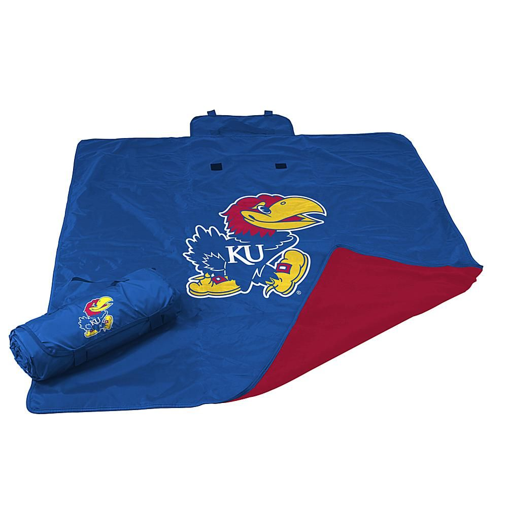 Logo Chair AllWeather Blanket University of Kansas
