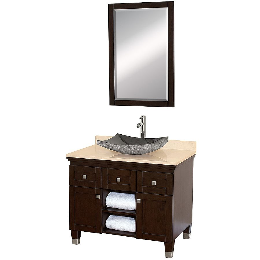 Premiere 36 Inch Contemporary Bathroom Vanity Wc Cg5000 36 Esp By